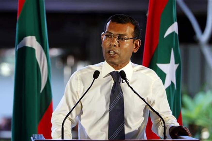 Former Maldivian President Mohamed Nasheed arrested
