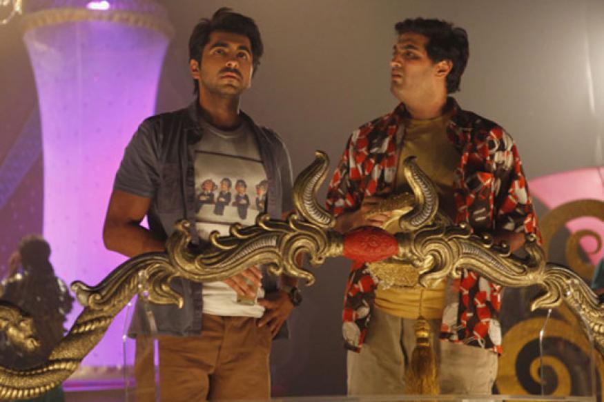 First Look: Rohan Sippy's 'Nautanki Saala'