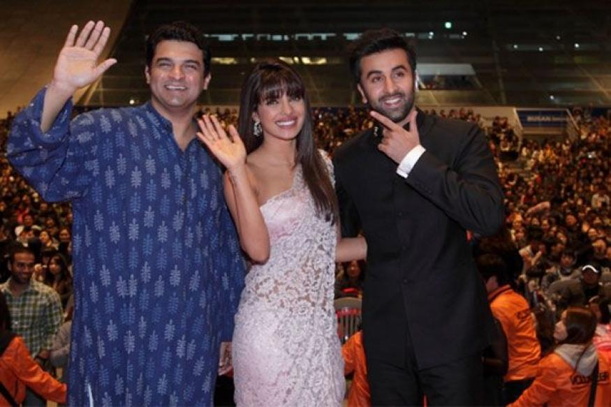 'Barfi!' gets a standing ovation at Busan Film Fest