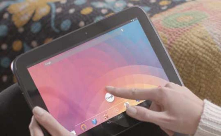Nexus 10: Google, Samsung unveil larger 10-inch Android 4.2 tablet