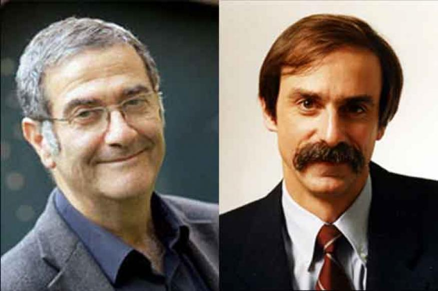 French-American duo wins 2012 Nobel in Physics