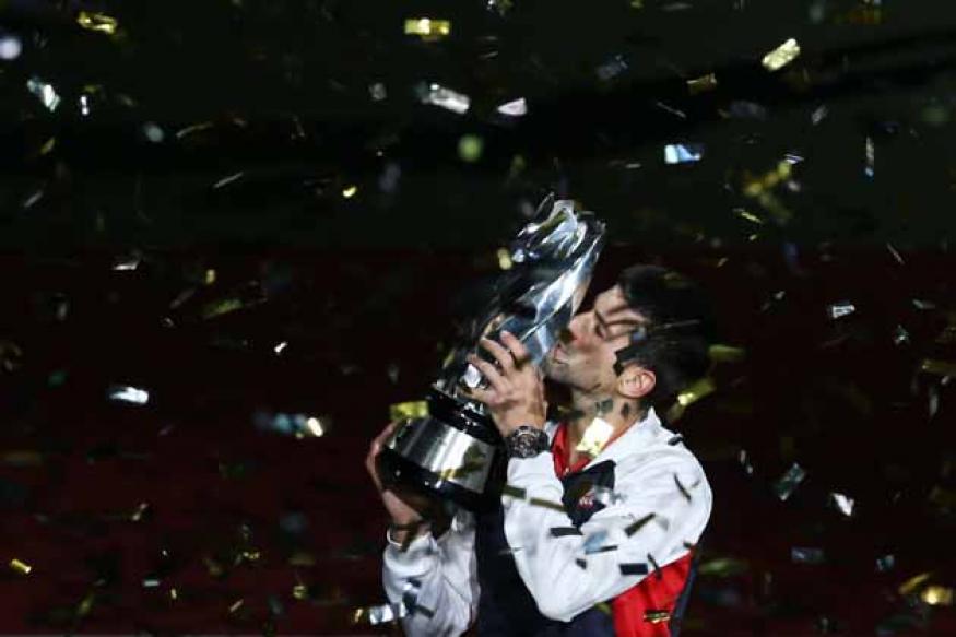 Djokovic defeats Murray to win Shanghai Open