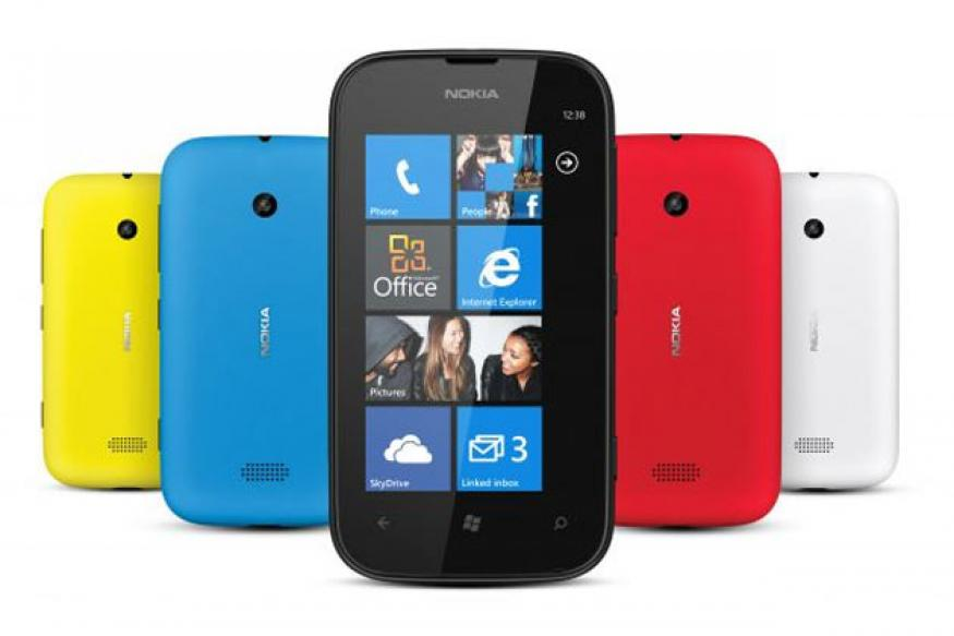 Nokia unveils Lumia 510 Windows smartphone