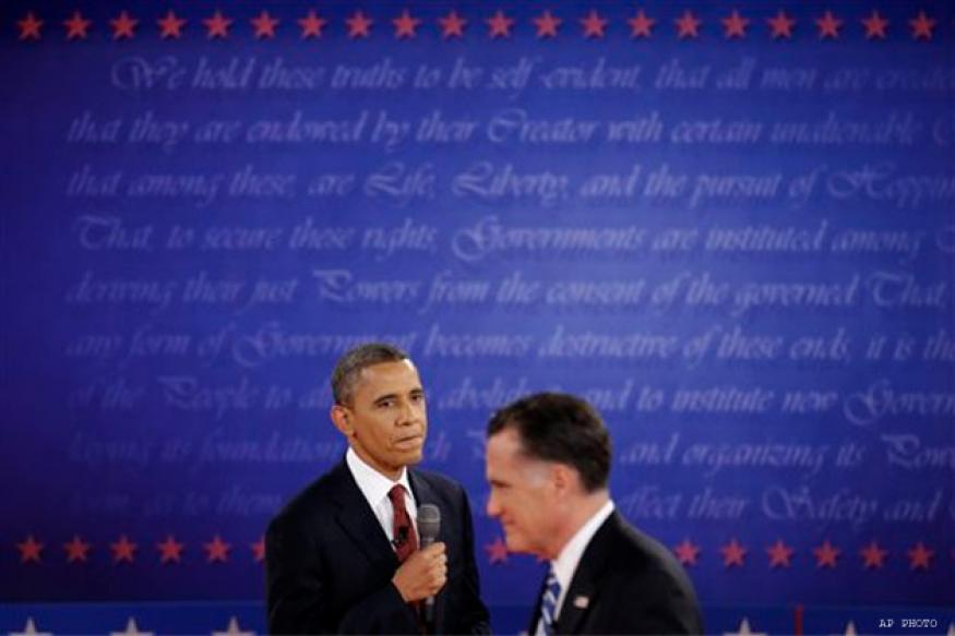 US Presidential debate: Polls show Obama as winner in round 2