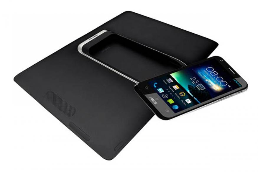 Asus unveils PadFone 2, to launch in India by December