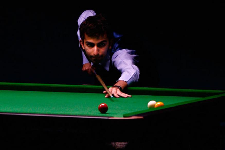 I wanted to outdo myself by winning World Billiards: Advani