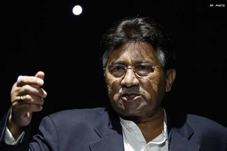 Musharraf to contest Pak general elections from Chitral
