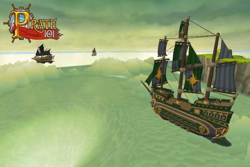 KingsIsle to launch 'Pirate101' game on Oct 15