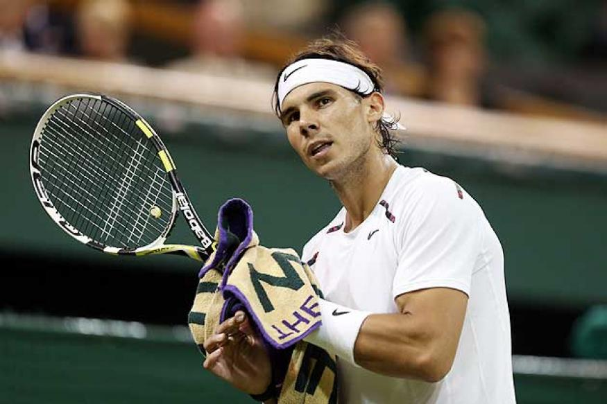 Nadal pulls out of Paris and ATP World Tour Finals