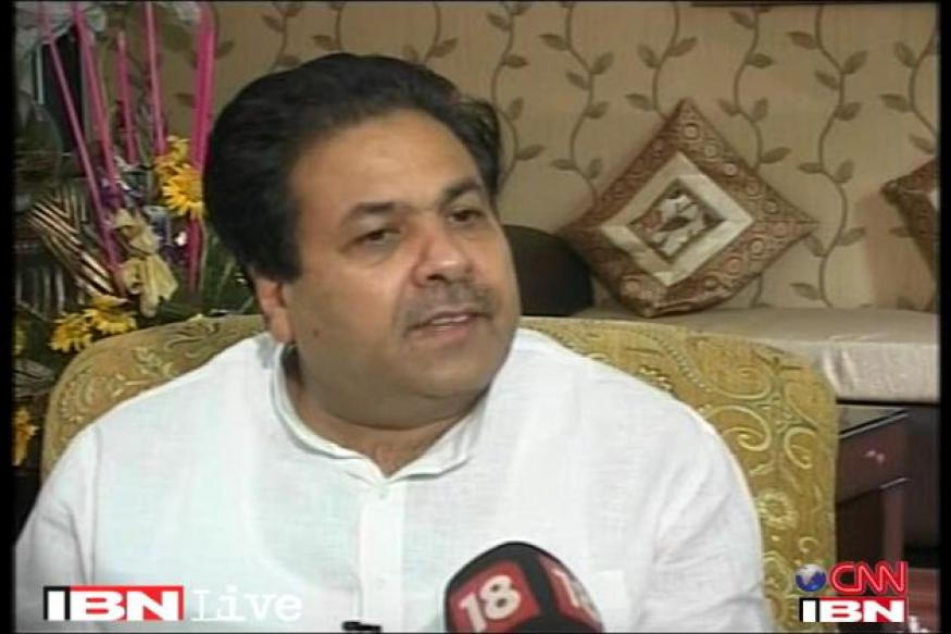 Probe sale of tea garden land to Bhushan: Rajiv Shukla