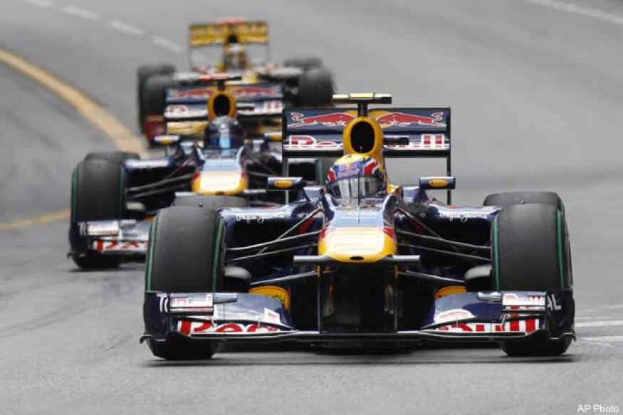 Mark Webber beats Vettel to Korean pole