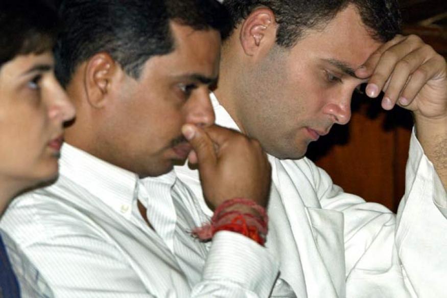 Robert Vadra: IAC seeks apology for FB post, NCP backs Sonia's son-in-law