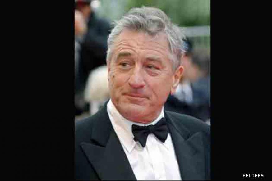 DiCaprio has replaced me in Scorsese' films: De Niro