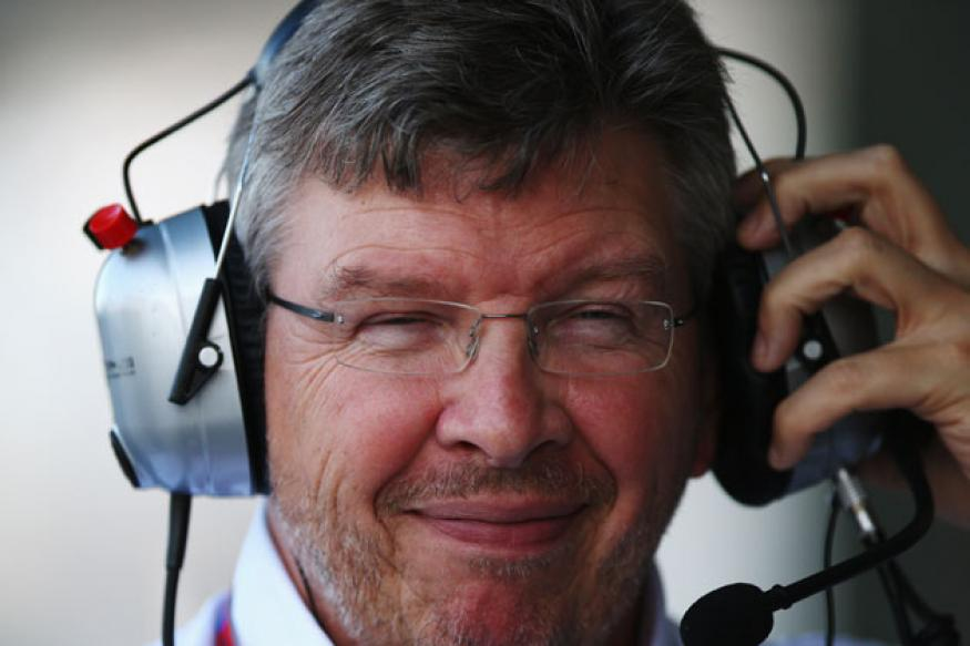 Tyre strategy very important at Indian GP: Brawn