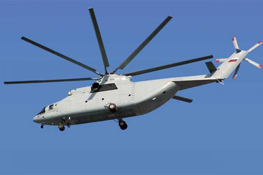 Russia hopes to win IAF transport helicopter bid