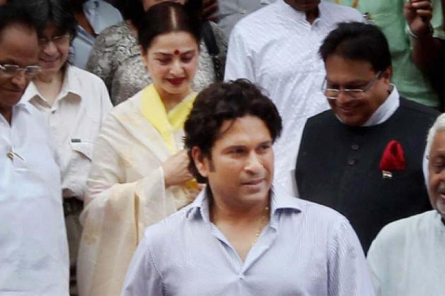 MP Sachin Tendulkar wants sports to be a compulsory activity