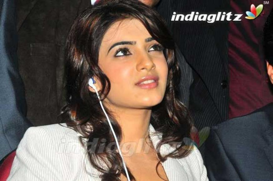 Pawan and Samantha in Trivikram's next flick