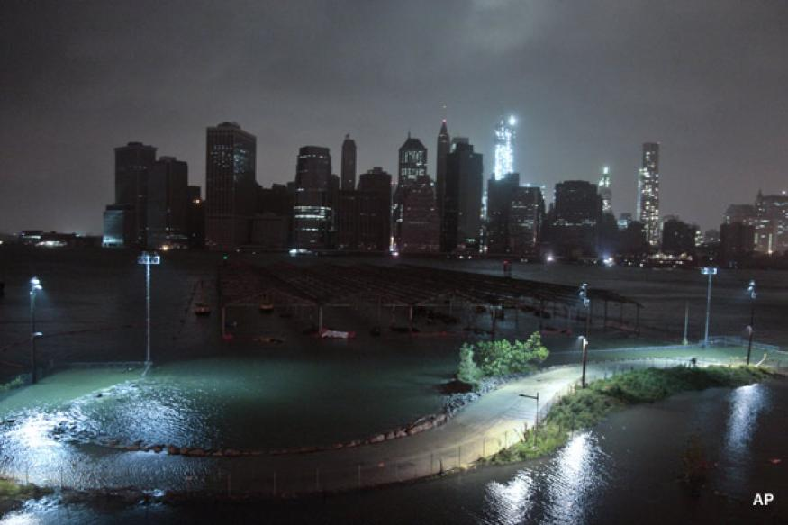 Superstorm Sandy: Canada braces for impact