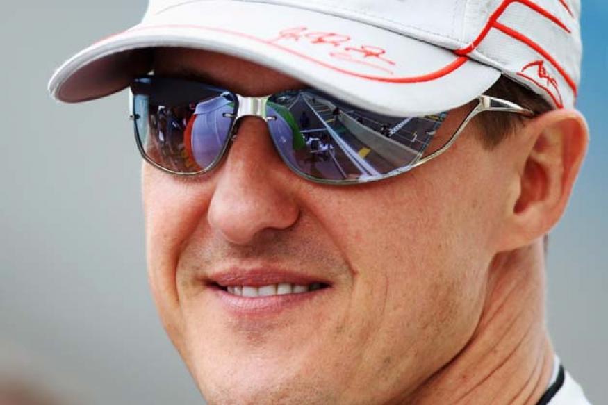 Indian GP 2012: India bids Michael Schumacher goodbye