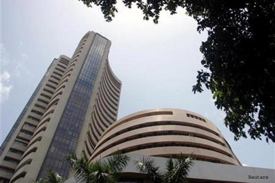 Sensex snaps winning run; trading disrupted