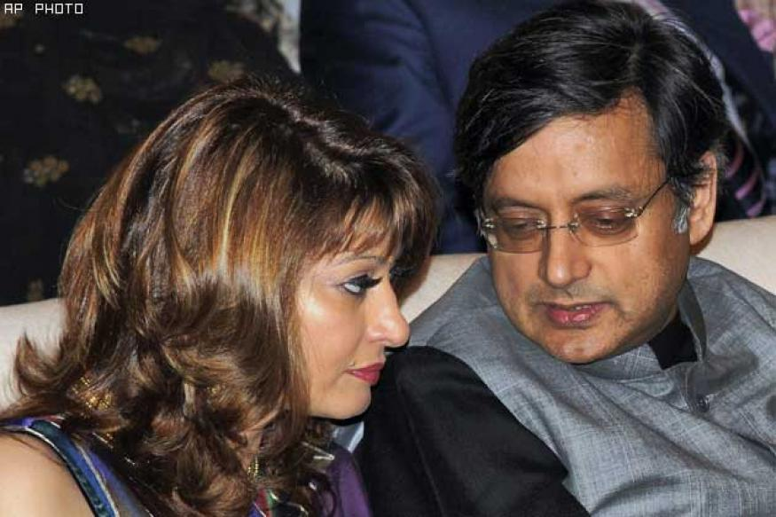 I've proudly acknowledged my wife, says Tharoor