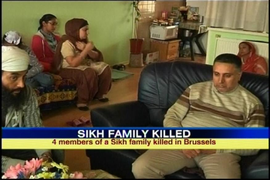 4 members of a Sikh family found murdered in Belgium