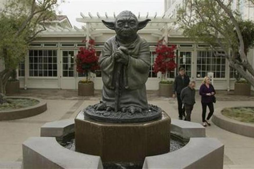 Walt Disney Co to buy Lucasfilm for $4.05 billion