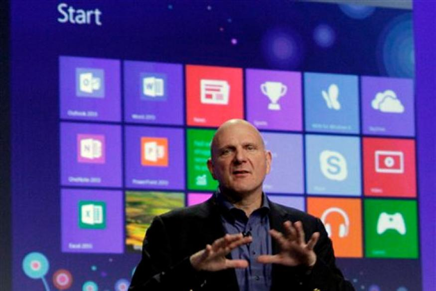 Four million Windows 8 upgrades since Friday, says Microsoft CEO