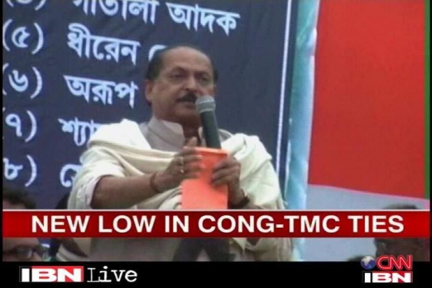 Cabinet reshuffle 'unconstitutional', says Trinamool