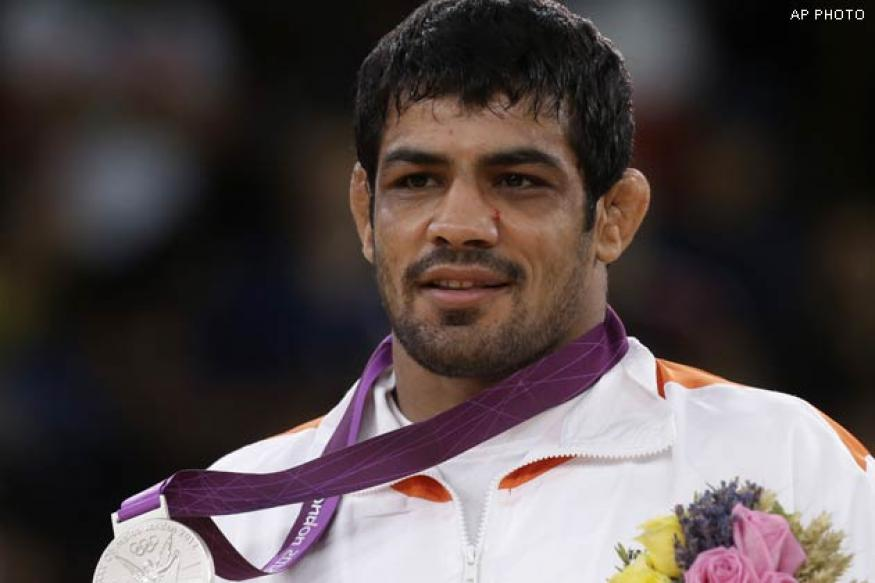 Wrestler Sushil Kumar aiming for gold in Rio