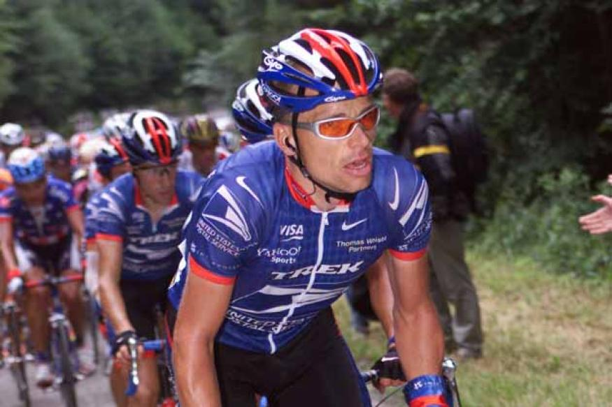 Former Lance Armstrong team-mate admits to doping