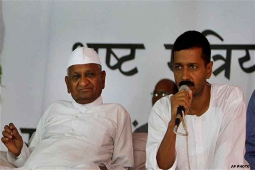 Kejriwal should contest polls against Sibal: Anna