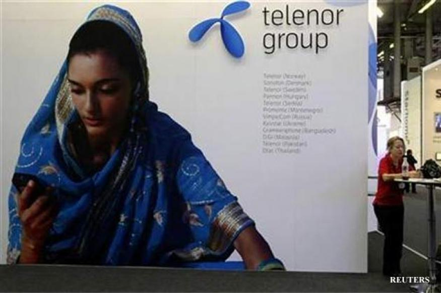 Telenor seeks to join 2G airwaves auction