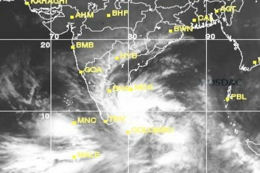 Cyclone Nilam: Coastal districts of AP put on high alert