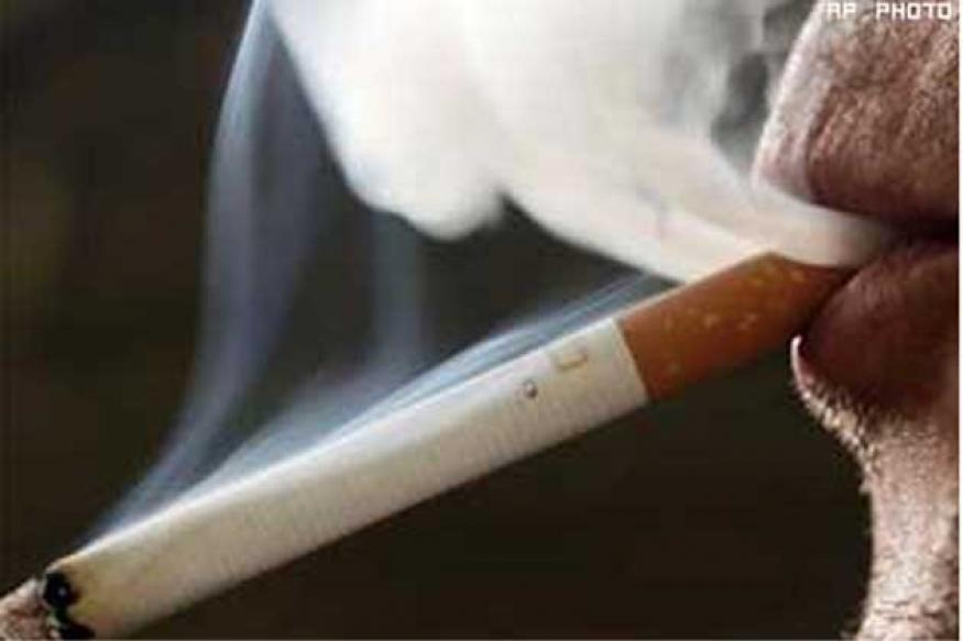 Keralites spend 9 per cent of income on tobacco