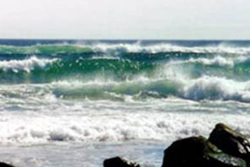 Tsunami hits Hawaii after Canada earthquake