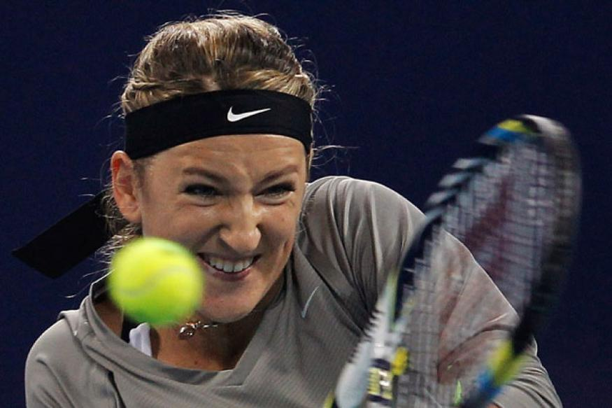 Victoria Azarenka to face Julia Goerges at Linz final