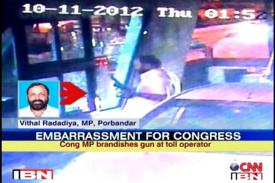 Gujarat HC slams gun-toting Congress MP Radadiya