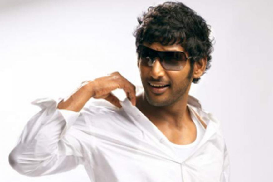 Vishal Krishna to turn singer for 'Madha Gaja Raja'