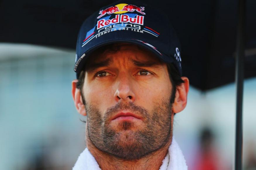 Mark Webber slams Romain Grosjean for first lap crash
