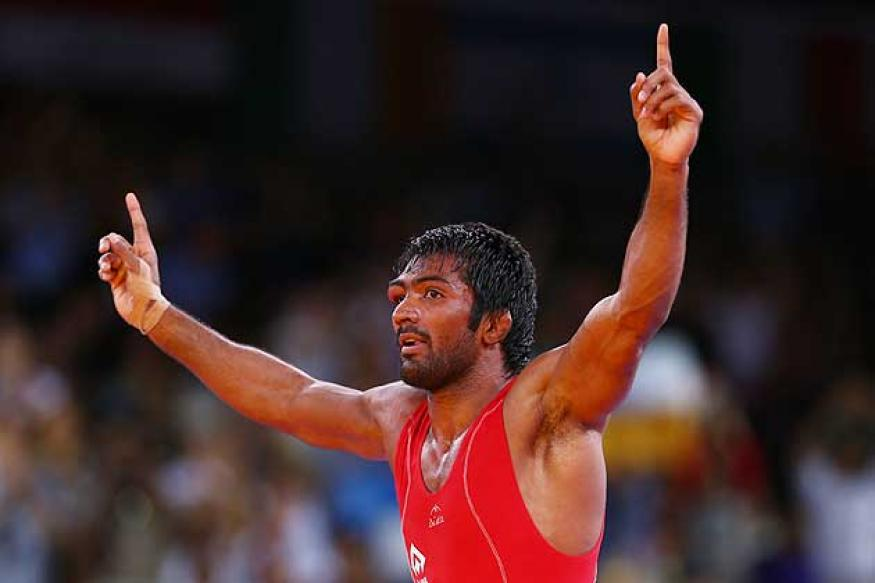 Yogeshwar gunning for World Championship medal