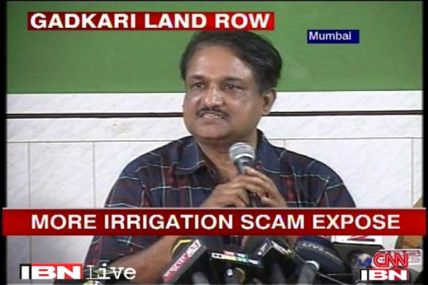 Ex-IPS officer slams Kejriwal for hiding facts over Pawar