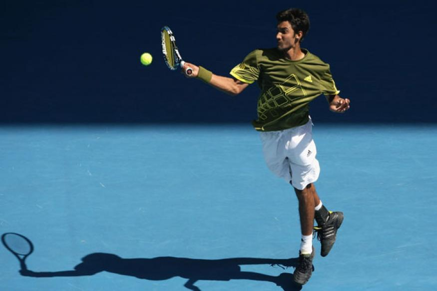 Bhambri crashes out as Indian challenge ends at Nanjing event