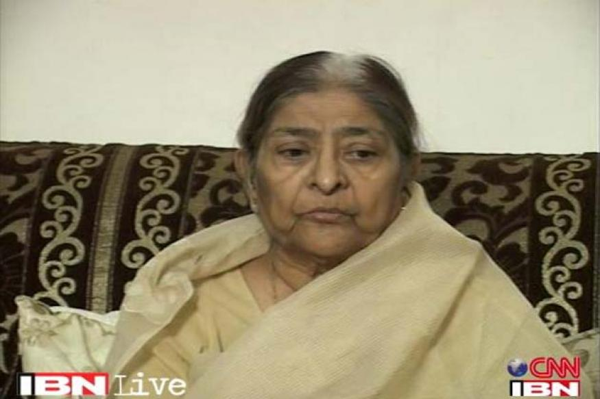 Court asks Zakia Jafri to file protest petition by Nov 7