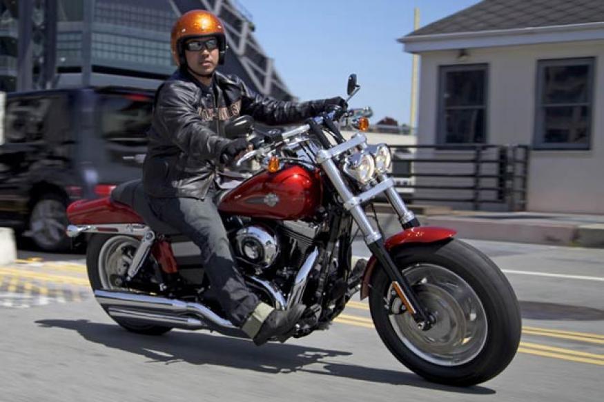 First ride: 2012 Harley-Davidson Fat Bob in India