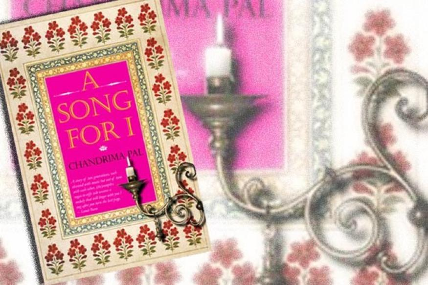 Excerpt: A Song for I by Chandrima Pal