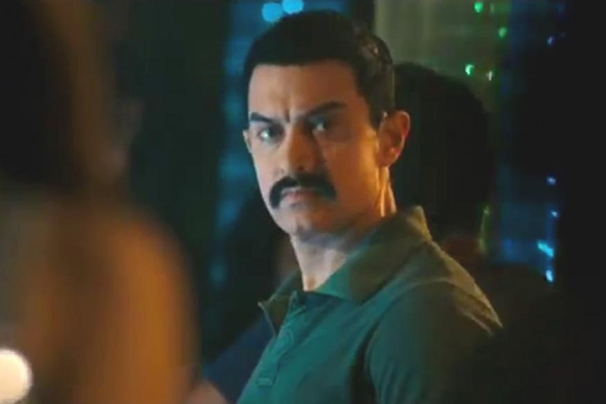 Aamir Khan learns swimming for 'Talaash'