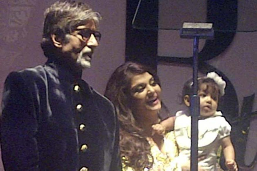 Aaradhya's first birthday to be a private affair