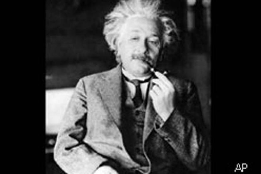 Einstein's brain average sized but 'complicated'