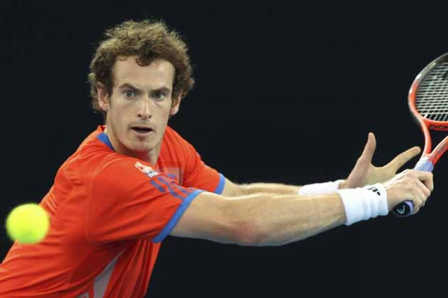 Andy Murray ready for triumphant homecoming